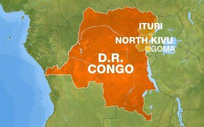 RD Congo: Caso de Ébola detetado em cidade com mais de 2 milhões de habitantes