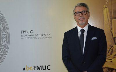 Carlos Robalo Cordeiro é o novo Diretor da Faculdade de Medicina da UC