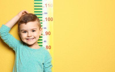 Crescimento entre os 12 meses e 3 anos é fundamental para a qualidade óssea – estudo