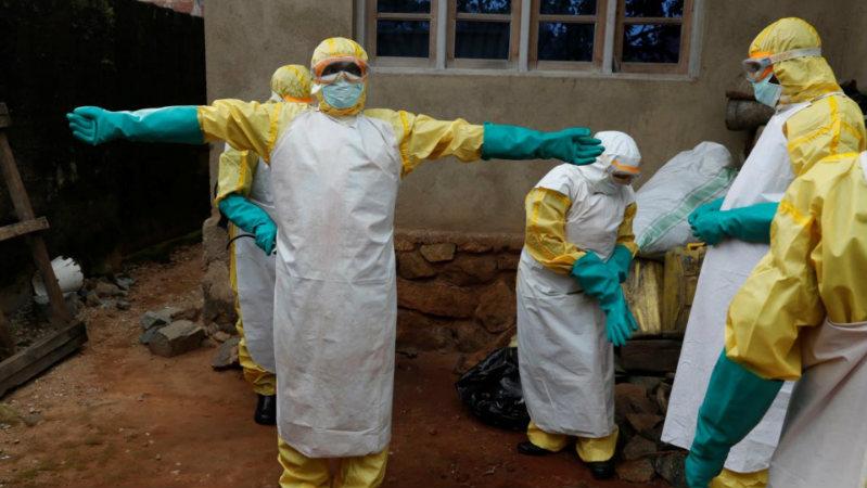 Ébola: OMS alerta Angola para risco de casos vindos da RDCongo