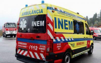 Avarias nas novas ambulâncias do INEM deixam viaturas inoperacionais
