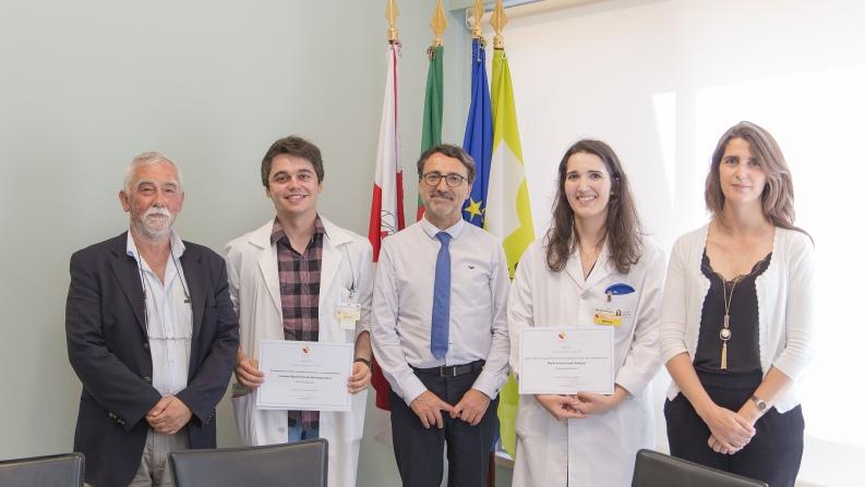 CHL atribui prémio de investigação a trabalho inovador  na área do enfarte do miocárdio