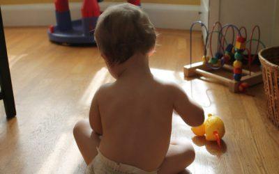 Químicos perigosos em produtos para crianças