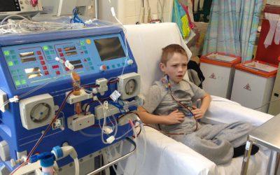 Diálise em crianças com elevado EGFR associada a pior taxa de sobrevida