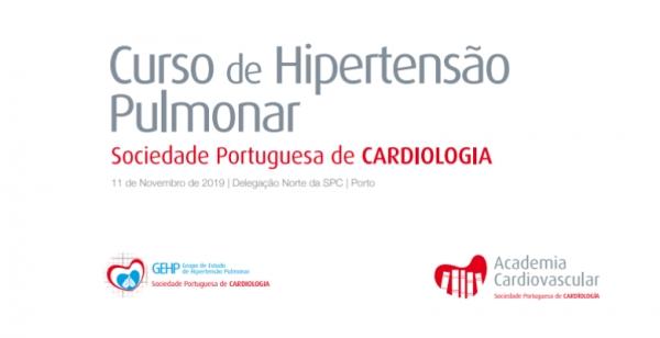 Curso de Hipertensão Pulmonar