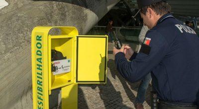 Moncorvo vai instalar 15 desfibrilhadores em três anos