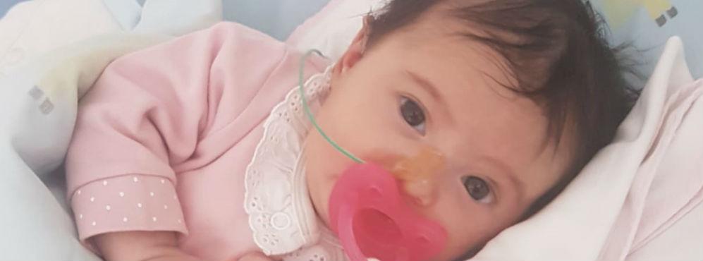 Bebé Matilde vai ser operada hoje