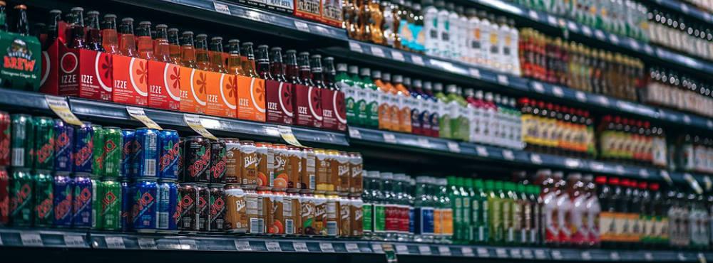 3,3 quilos de açúcar em 60 litros de refrigerante consumidos em 2018