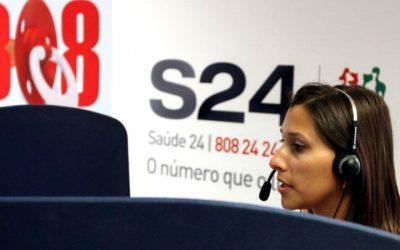 Em dois anos, SNS 24 recebeu mais de 2,2 milhões de chamadas