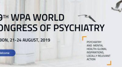 Congresso Mundial de Psiquiatria traz cerca de 4000 psiquiatras e profissionais de saúde mental