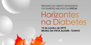 "Reunião de Outono do GEDM ""Horizontes na Diabetes"""
