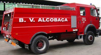 Incêndio destruiu anexo de centro de dia em Alcobaça sem causar vítimas