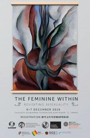 "COWAP Conference 2019 ""The Feminine Within: Revisiting Bisexuality"""