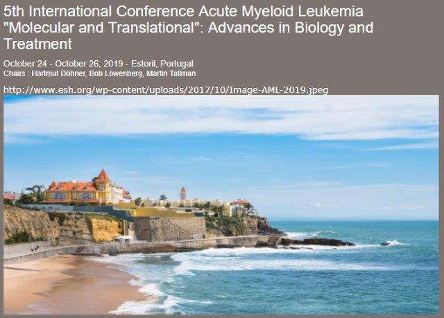 "5th International Conference Acute Myeloid Leukemia ""Molecular and Translational"": Advances in Biology and Treatment"