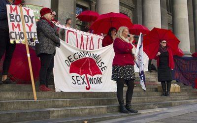 Human Rights Watch insta África do Sul a legalizar prostituição para acabar pandemia do HIV