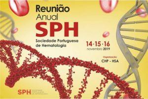 Reunião Anual Sociedade Portuguesa de Hematologia 2019