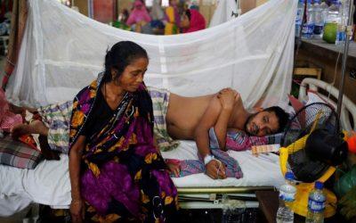 Surto de dengue já fez mais de 800 mortos nas Filipinas