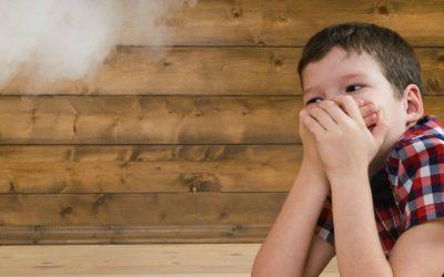 14% das crianças até aos 9 anos expostas ao fumo do tabaco em casa