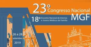 23º Congresso Nacional de MGF e 18º Encontro Nacional de Internos e Jovens Médicos de Família
