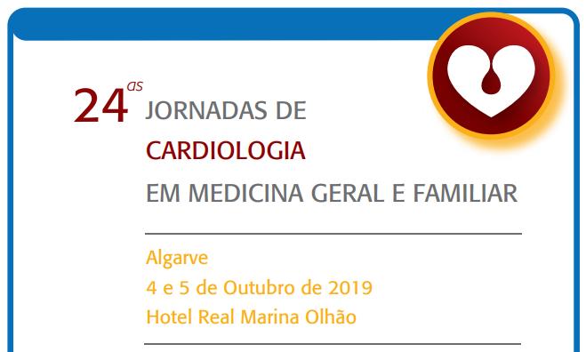 24as Jornadas de Cardiologia em Medicina Geral e Familiar