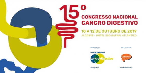 15º Congresso Nacional de Cancro Digestivo