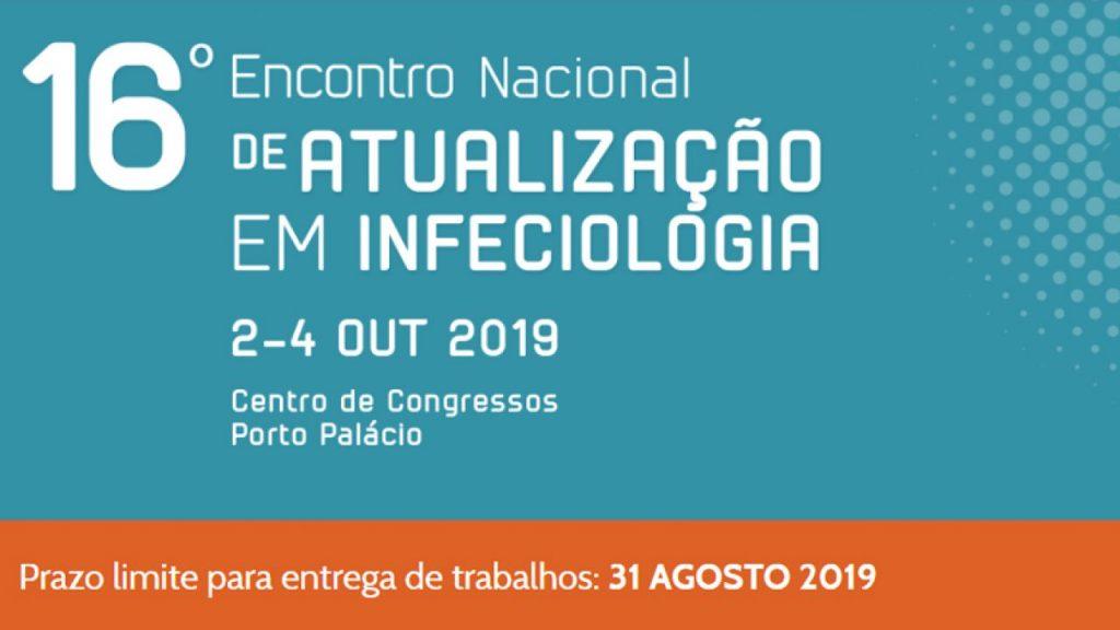 16º Encontro Nacional de Atualização em Infeciologia