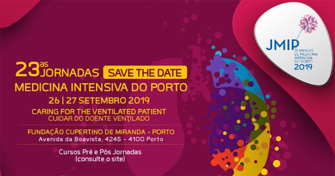 23.ª Jornadas de Medicina Intensiva do Porto