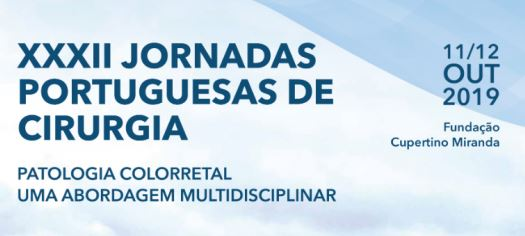XXXII Jornadas Portuguesas de Cirurgia