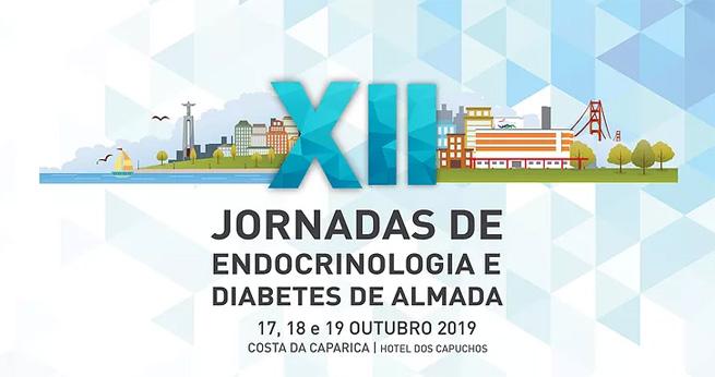 XII Jornadas de Endocrinologia e Diabetes de Almada