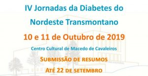 IV Jornadas da Diabetes do Nordeste Transmontano