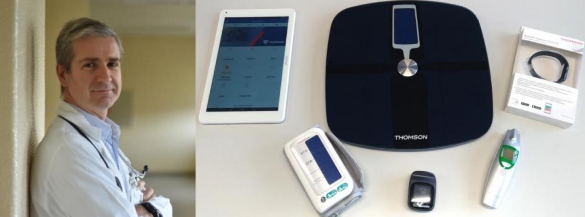 Covilhã: Telemonitorização em insuficiência cardíaca já envolveu 37 utentes