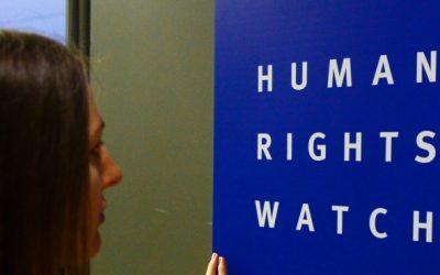 Sanções dos EUA contra o Irão ameaçam direito à saúde, acusa a HRW