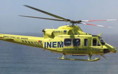 Falta de condições para emergência médica obriga INEM a transferir helicóptero para Viseu