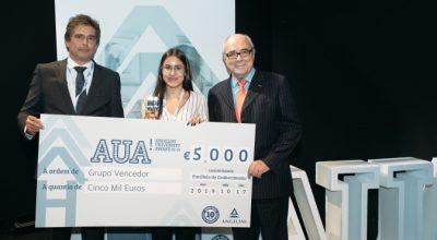 Angelini University Award atribuído a projeto inovador para doentes em regime de hospitalização domiciliária