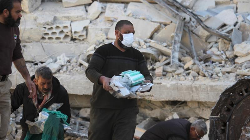 The New York Times publica provas de que Rússia bombardeou hospitais na Síria