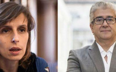 Jamila Madeira e António Sales são os novos secretários de Estado da Saúde