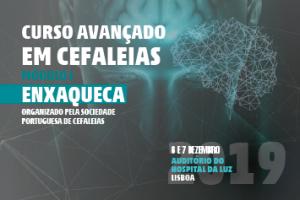 Curso Avançado em Cefaleias - Enxaqueca @ Auditório do Hospital da Luz, Lisboa