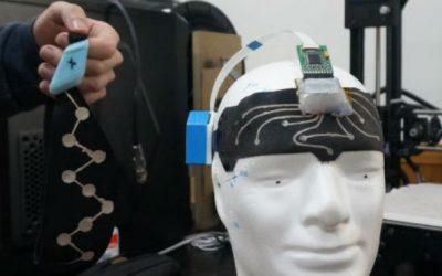 Investigador de Coimbra cria dispositivo reutilizável para eletroencefalogramas