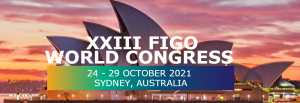 FIGO World Congress 2021 @ Sydney, Australia