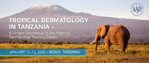 Tropical Dermatology in Tanzania @ Moshi, Tanzânia