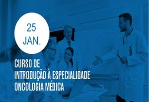 Curso de Introdução à Especialidade de Oncologia @ Sede da SPO - Coimbra