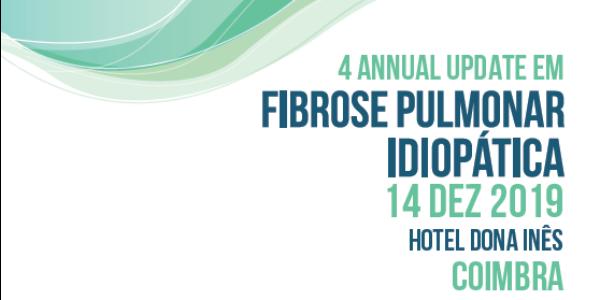 Annual Update em Fibrose Pulmonal Idiopática