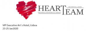 Heart Team 2020 - Reunião do Grupo de Estudo de Insuficiência Cardíaca @ VIP Executive Art´s Hotel, Lisboa