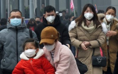 Novo Coronavírus já matou 17 pessoas, dizem as autoridades de saúde chinesas
