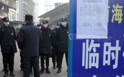 Portugueses de Wuhan são repatriados no segundo voo da UE. Cinco não querem regressar