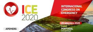 ICE 2020 - International Congress on Emergency @ Teatro das Figuras, Faro