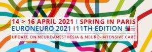 Congresso Euroneuro 2021 @ Palais Congrès d'Issy, Paris