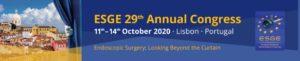 ESGE 29th Annual Congress @ Lisboa, Portugal