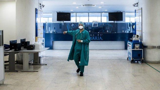 atividade hospitalar lisboa
