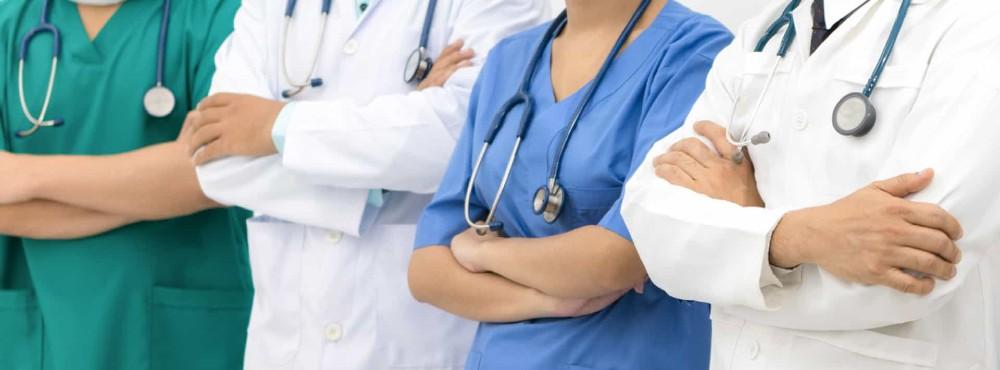 profissionais saúde